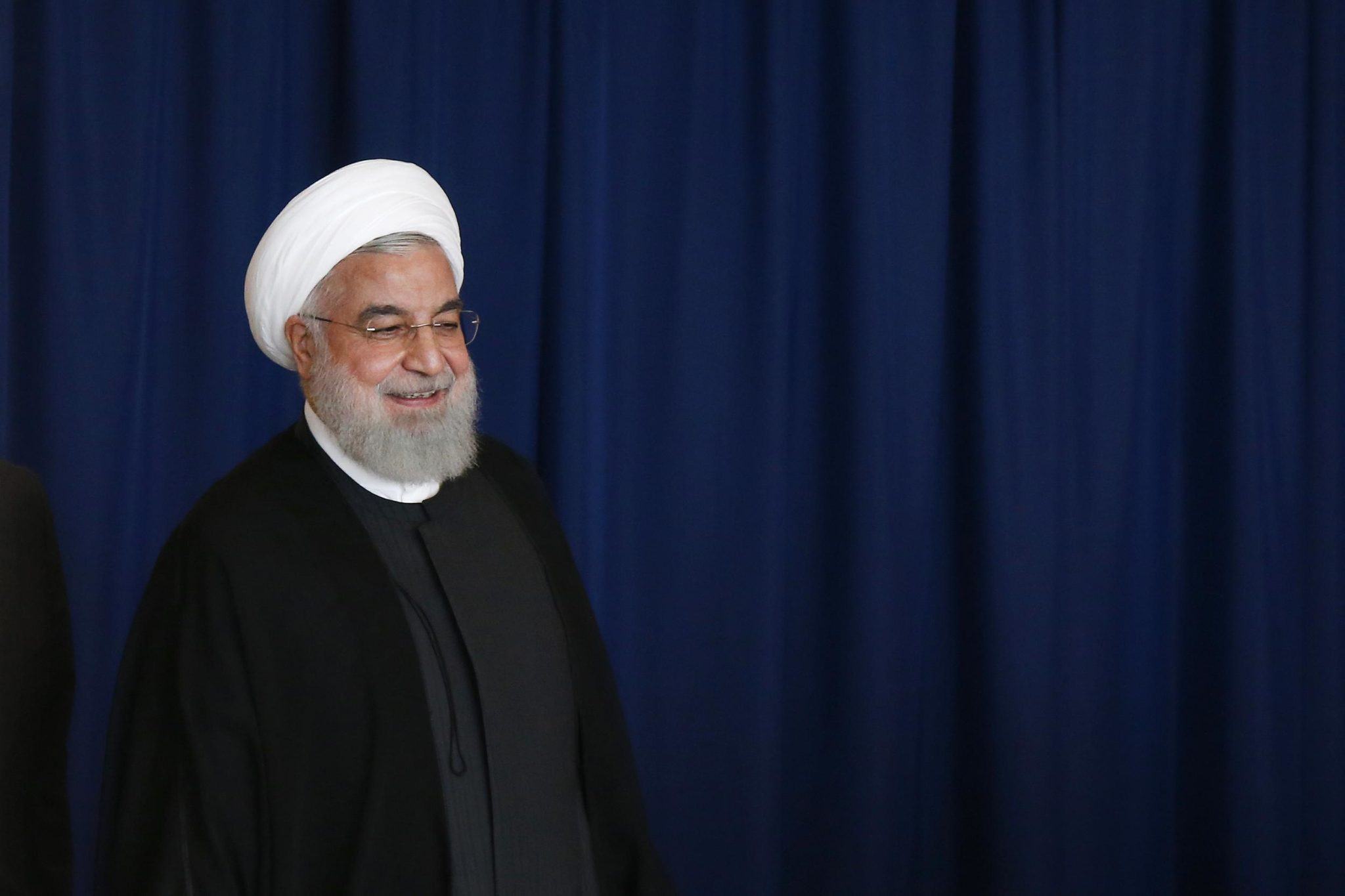Iran Says It Doesn't Want War With The US