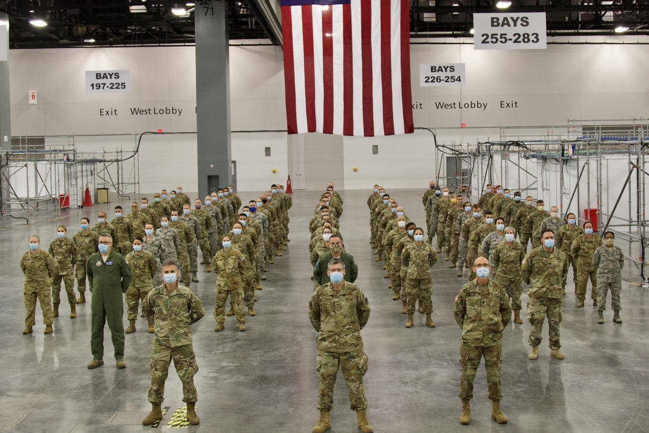 Active-Duty Air Force Teams Deploy to Texas as Fort Bliss Declares Public Health Emergency