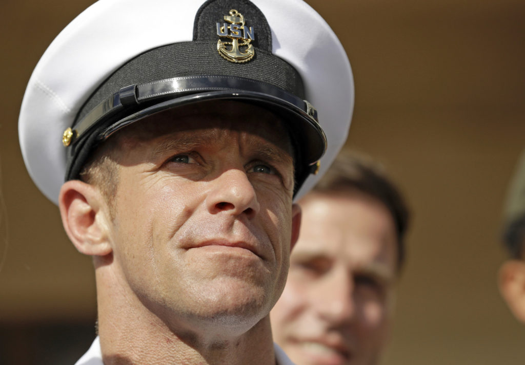 Official Says White House Gave Navy Go-Ahead On Gallagher