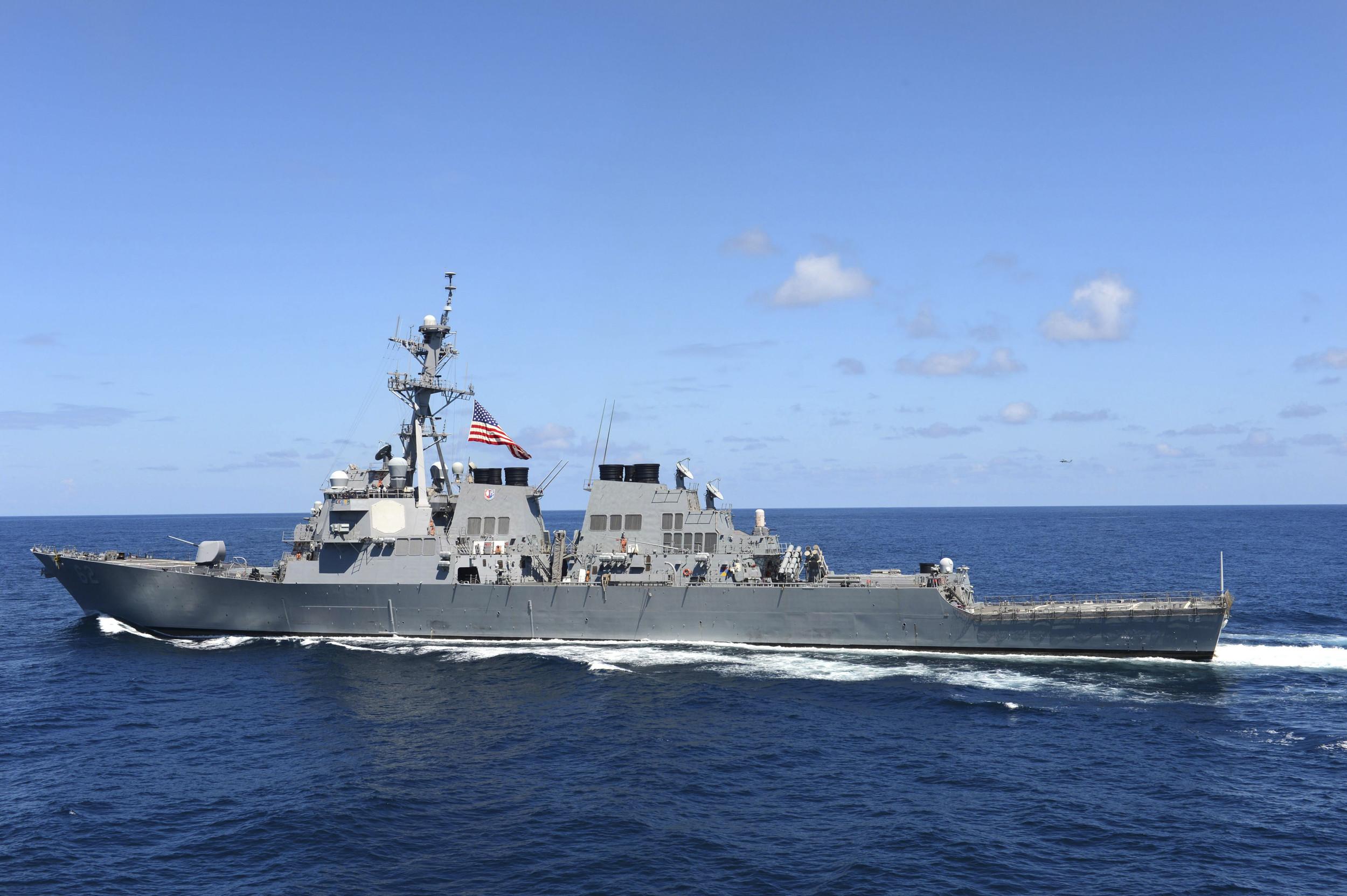 US judge dismisses USS Fitzgerald collision lawsuits for lack of jurisdiction