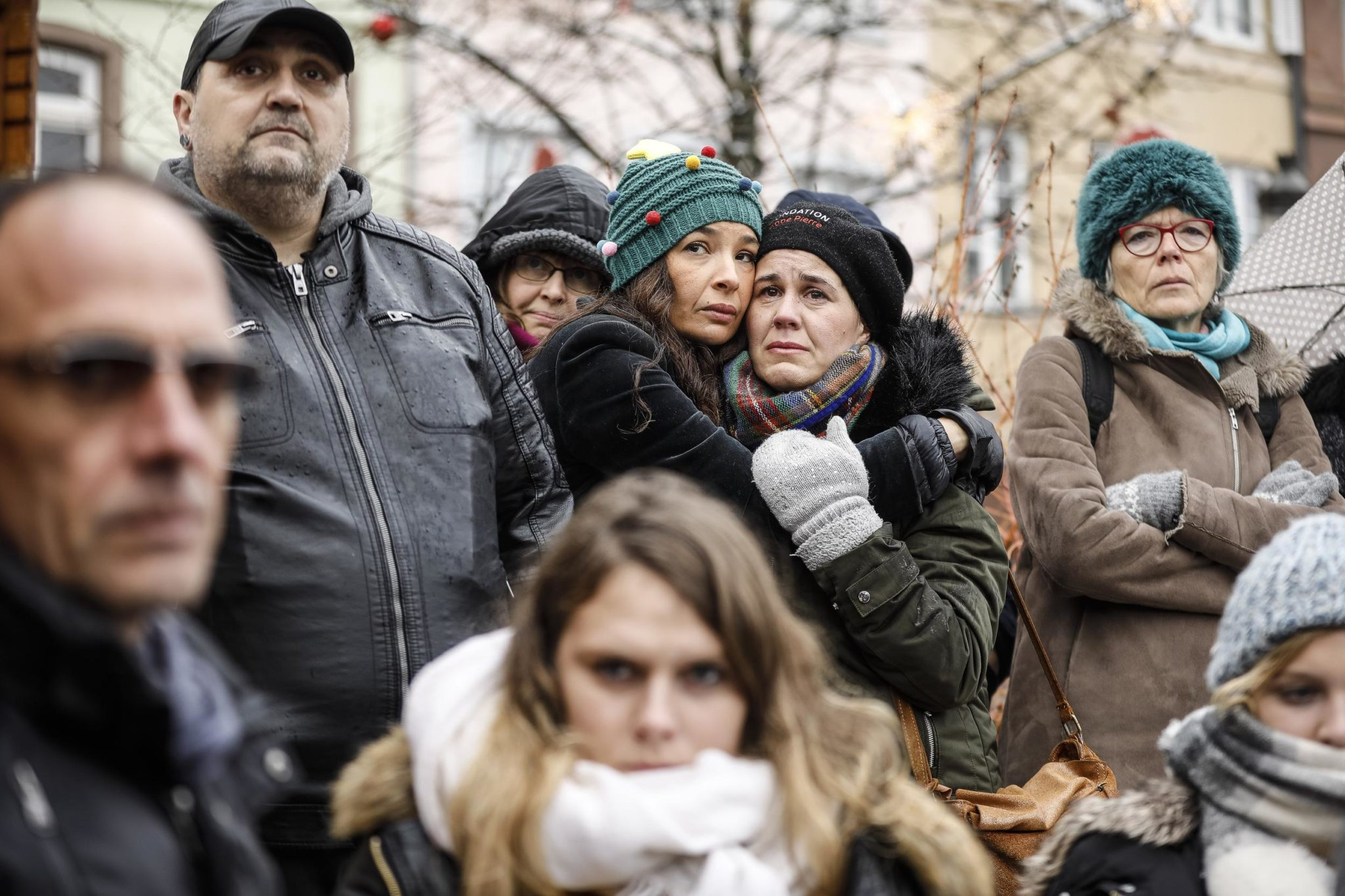French City Honors Victims Of Christmas Market Attack