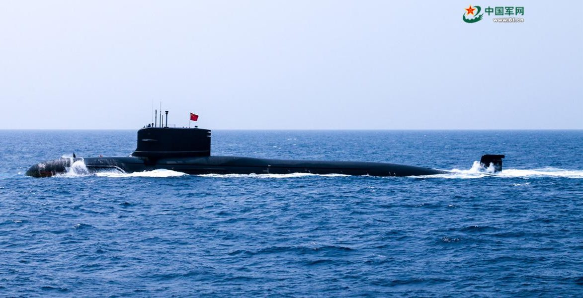Chinese Submarines Thought To Be Catching Up With U.S. Navy