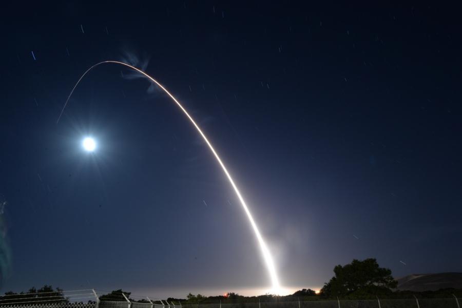 Air Force Plan To Sole-Source Future ICBM Raises Fairness, Process Concerns
