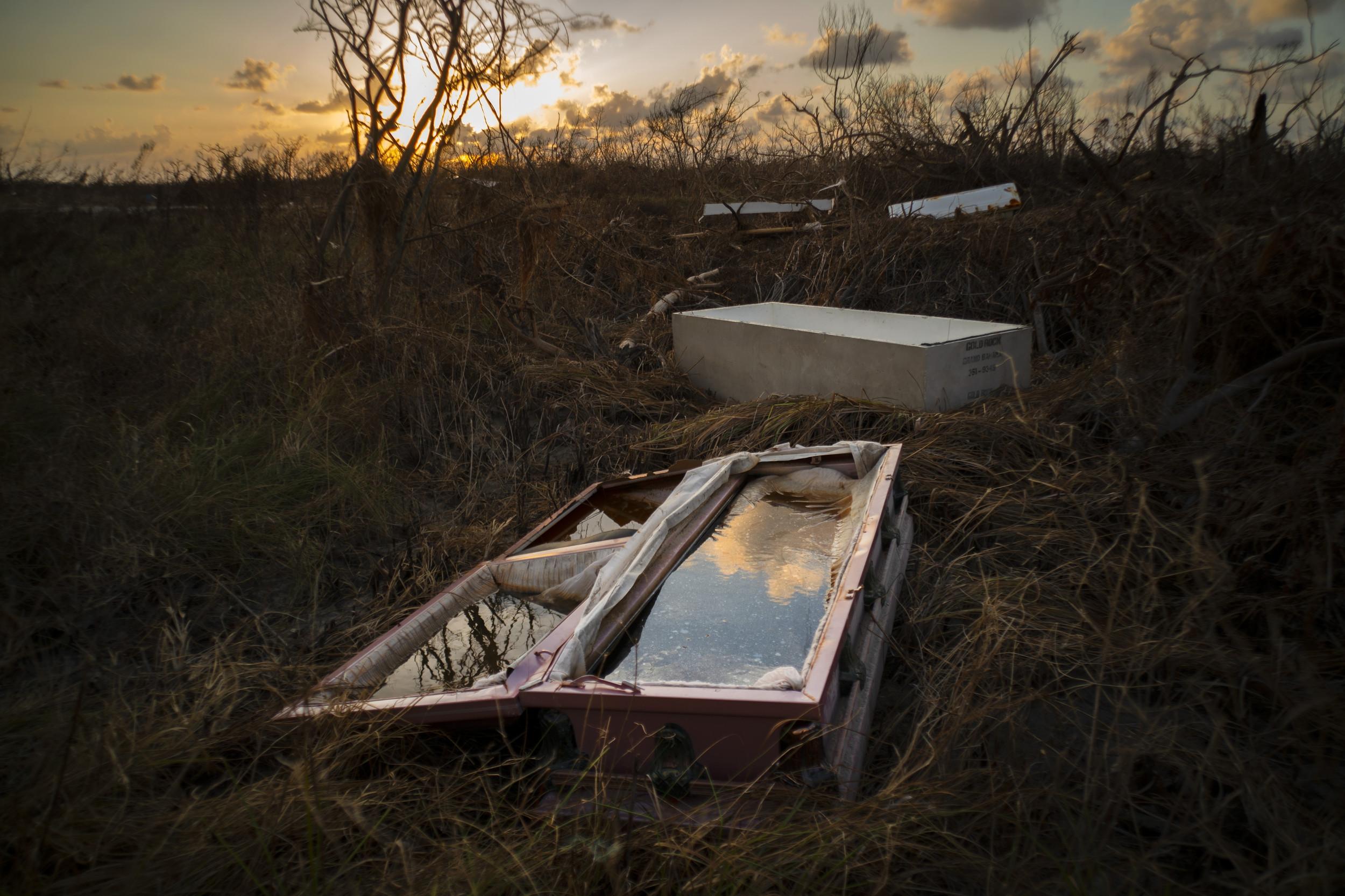 After Dorian, Bahamas Tackles Massive Cleanup