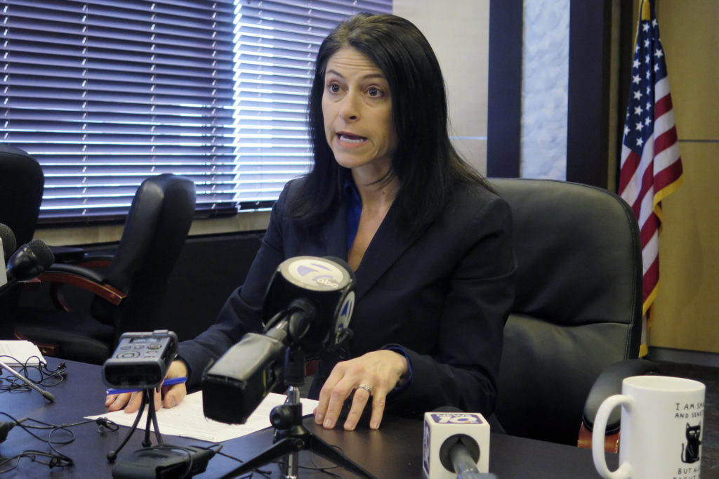 AG: Michigan governor, family were moved as plotters tracked