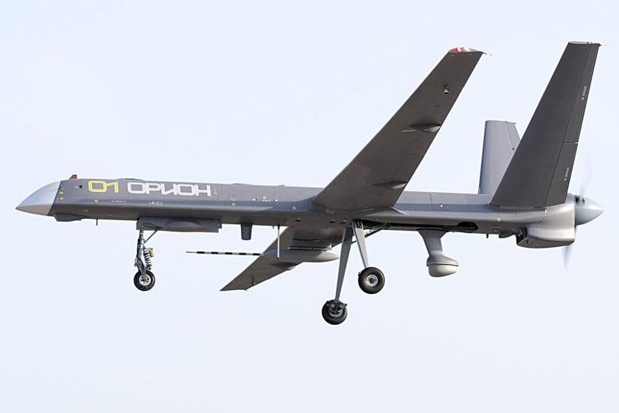 Russia To Field Long-Range Attack Drones In 2021