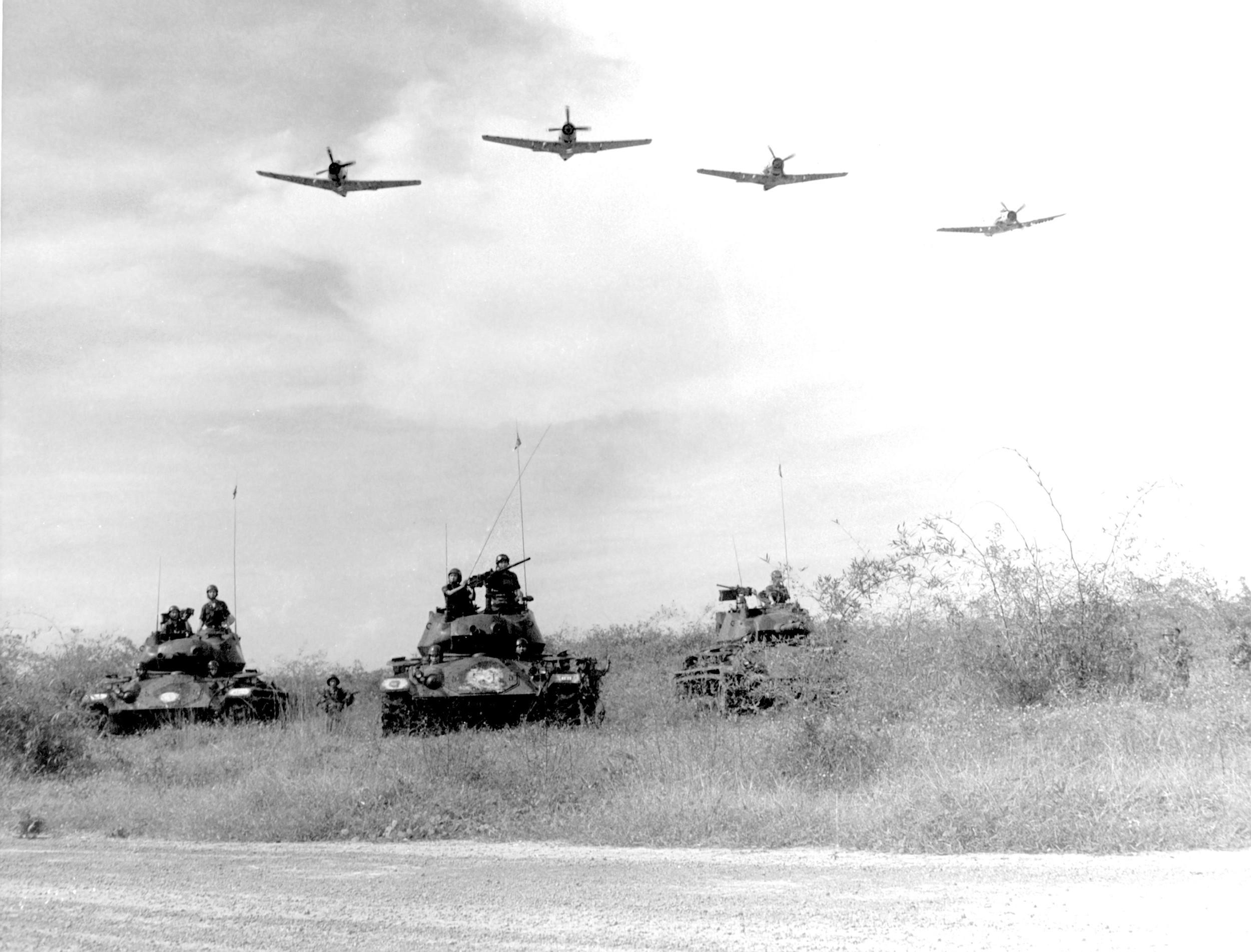 'We got mortared every night,' Vietnam War veteran recalls