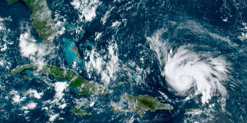 Atmospheric battle will determine where Dorian hits Florida