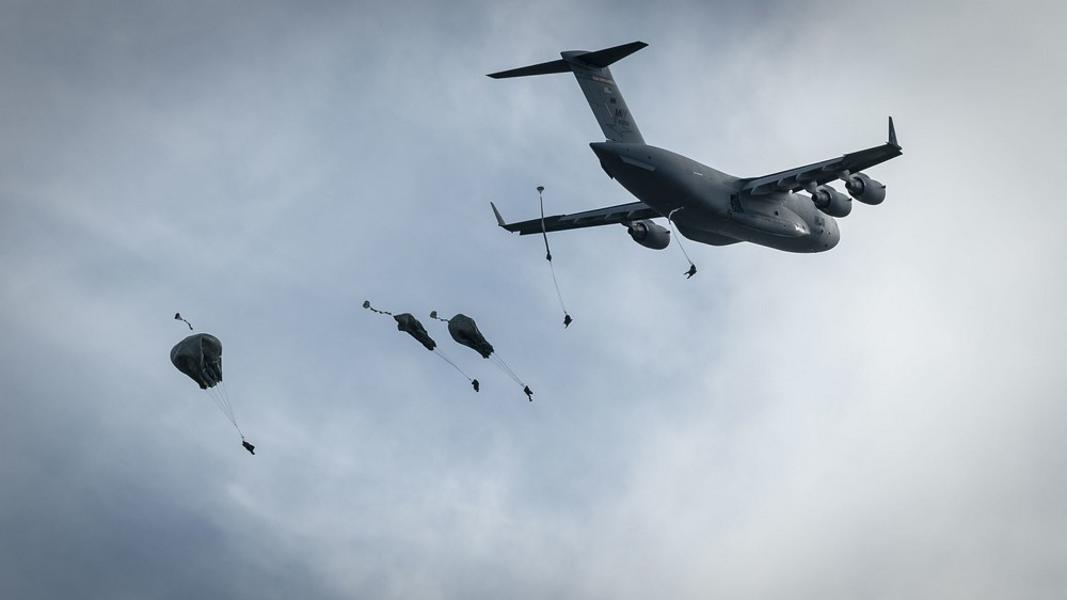 U.S. Army Paratroopers Capturing Chinese Outposts? People's Liberation Army Scoffs At The Idea