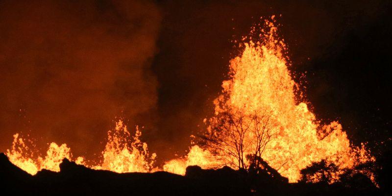Water In Hawaii Volcano Could Trigger Explosive Eruptions