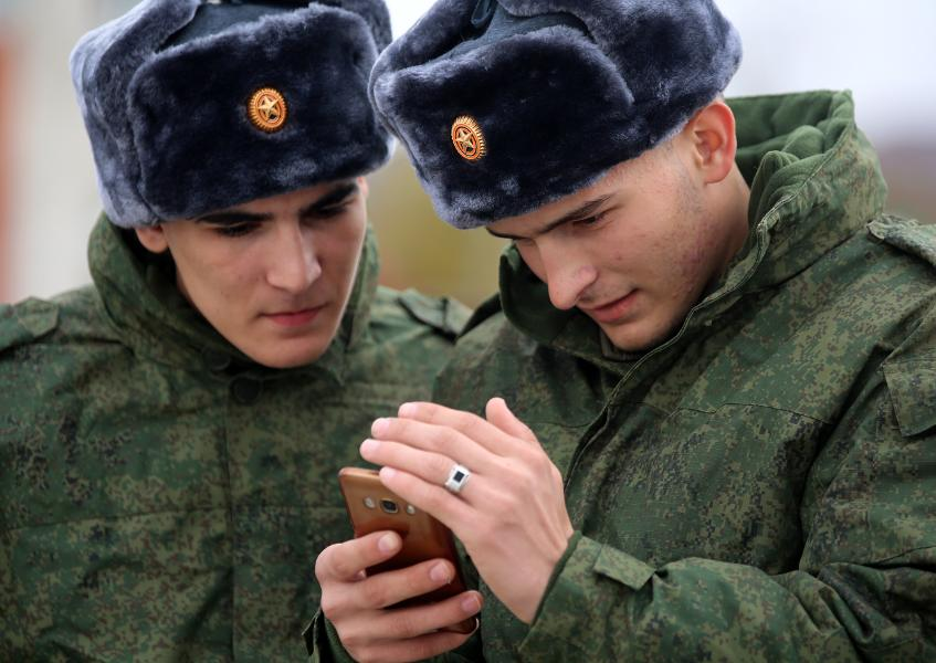 Russia's New Tougher Rules On Tech In The Military