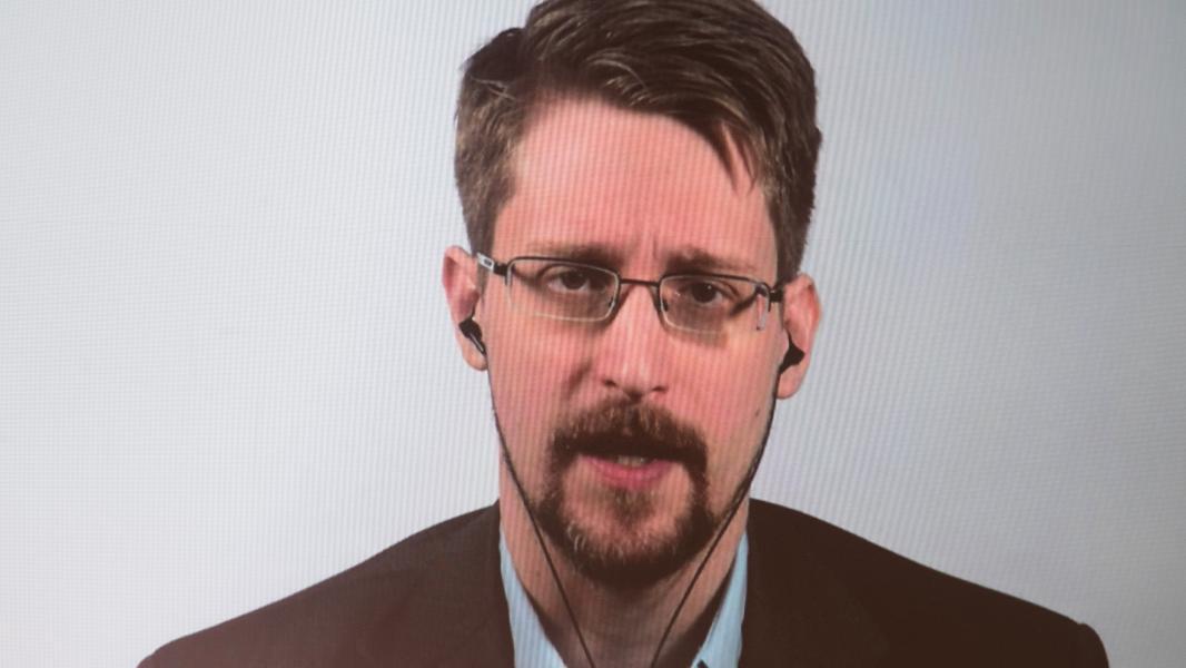 U.S. Sues Edward Snowden For Book Profits