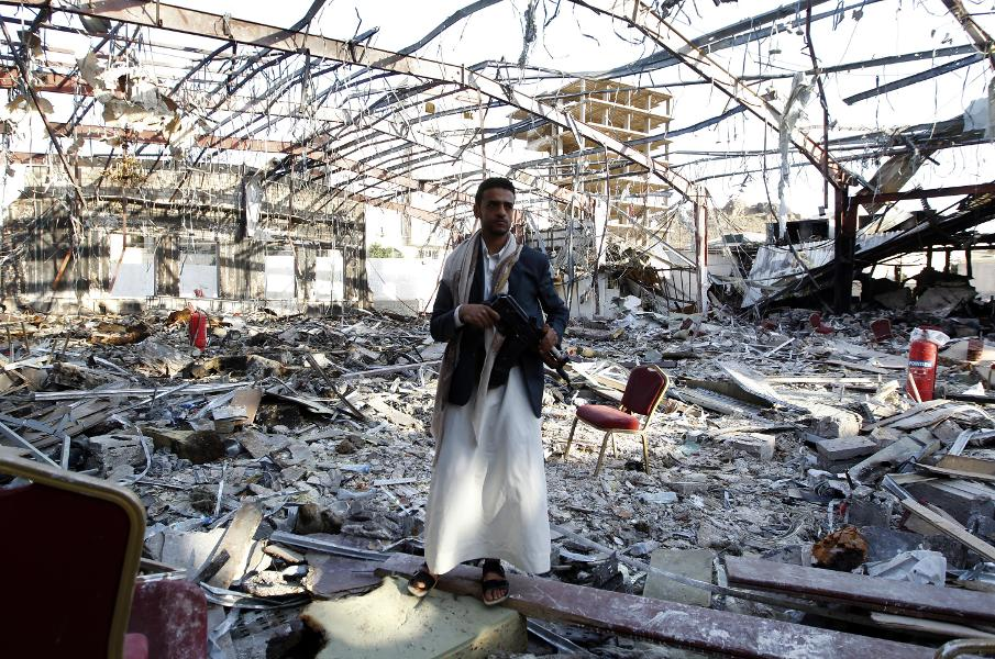 Yemen Atrocity Sparks Call For War Crimes Investigation Of Saudi Officials In U.S. And U.K.