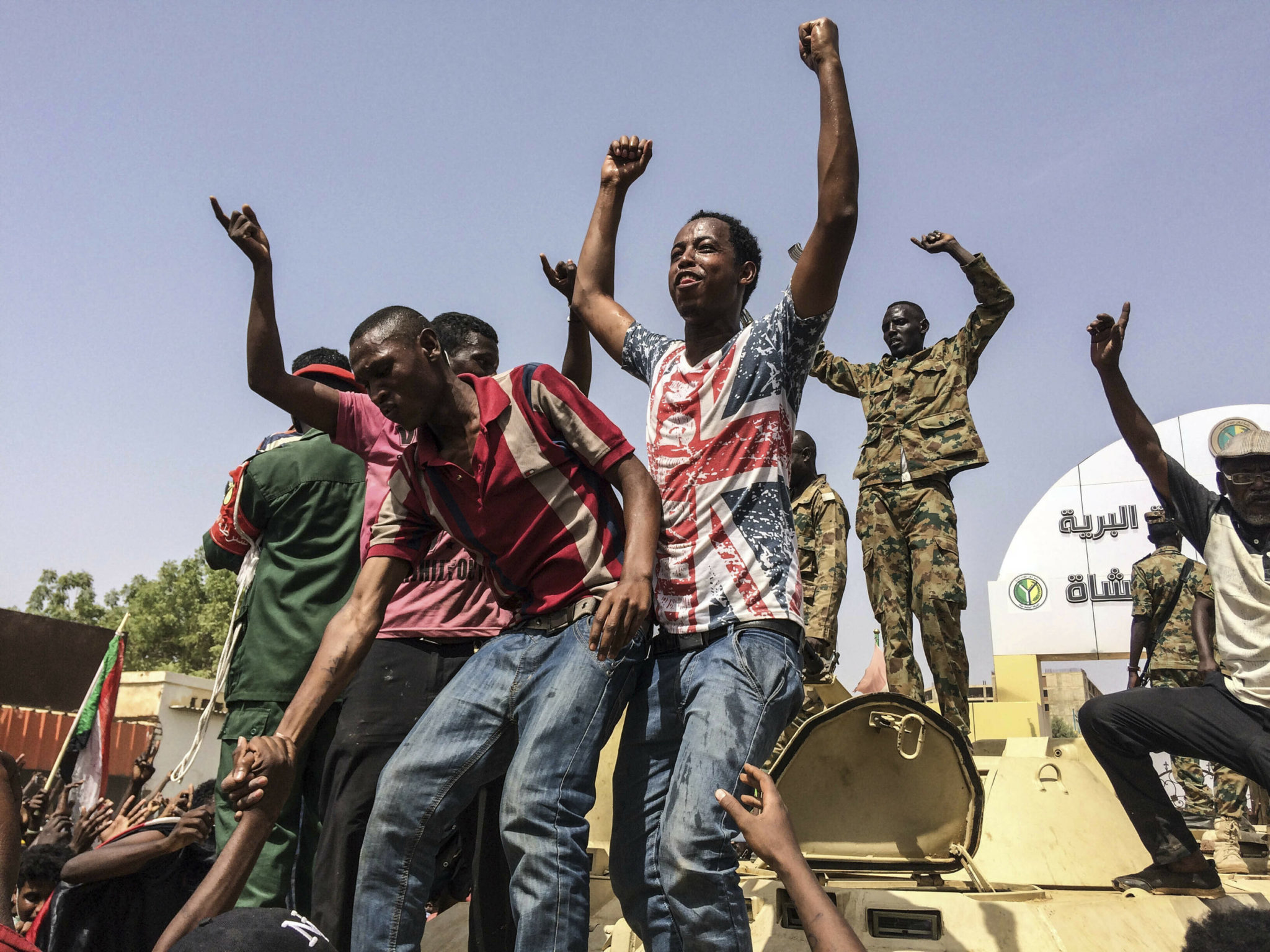 Sudanese protesters defy curfew, day after military coup