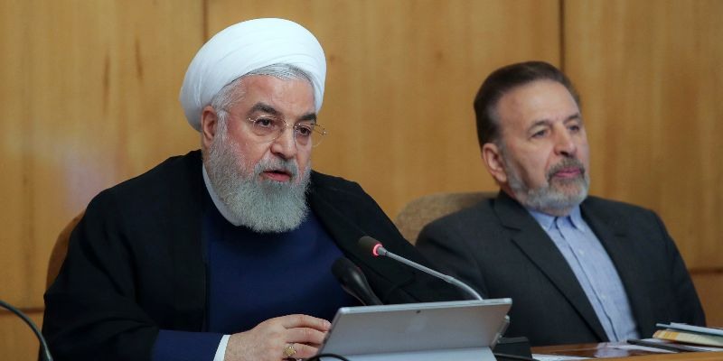 Iran's President Hints At Quid Pro Quo For Seized UK Ship