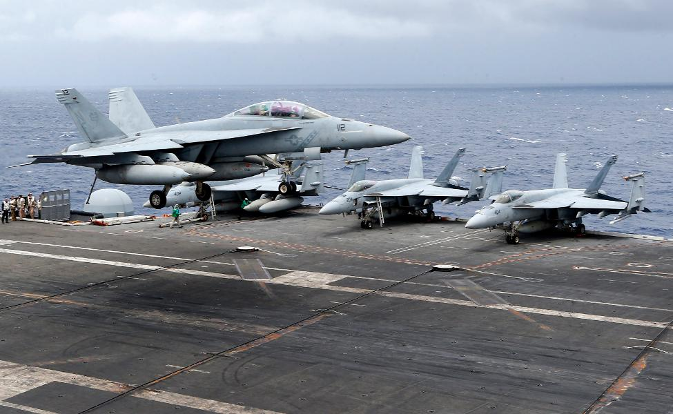 China Says U.S. Navy Exercises In South China Sea Undermine Stability In Region