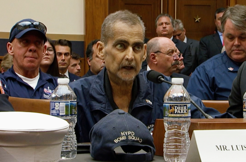Funeral Set For Detective Who Fought For 9/11 Compensation