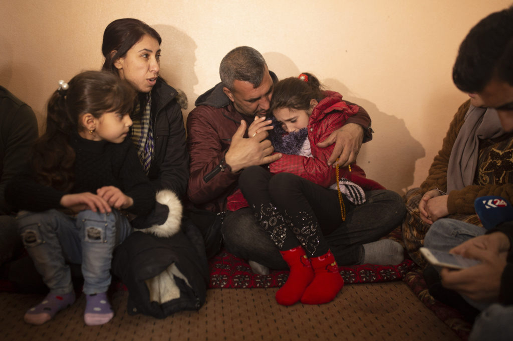Building a genocide case for IS crimes against Yazidis