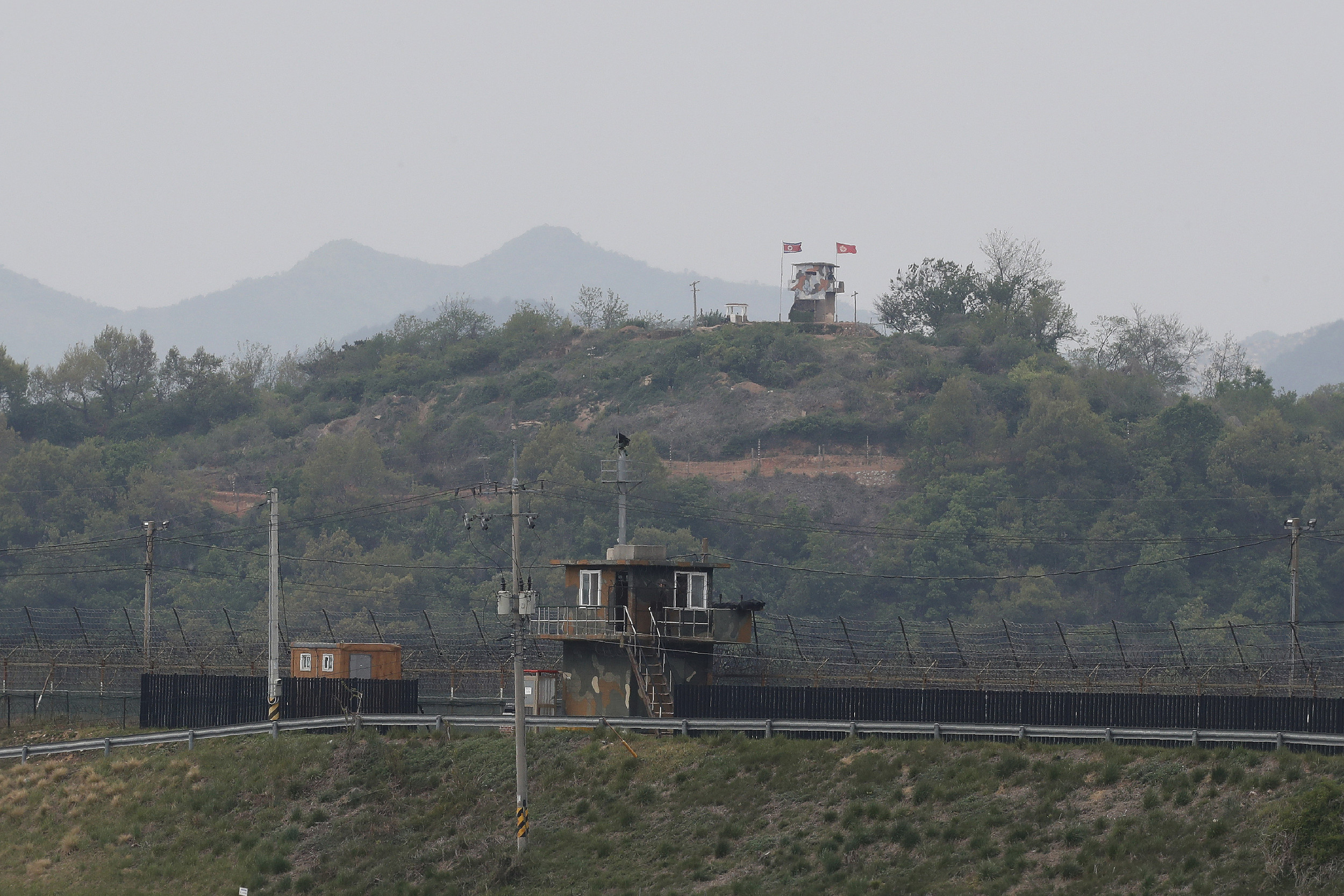 UN probe: Both Koreas violate armistice in gunfire exchange