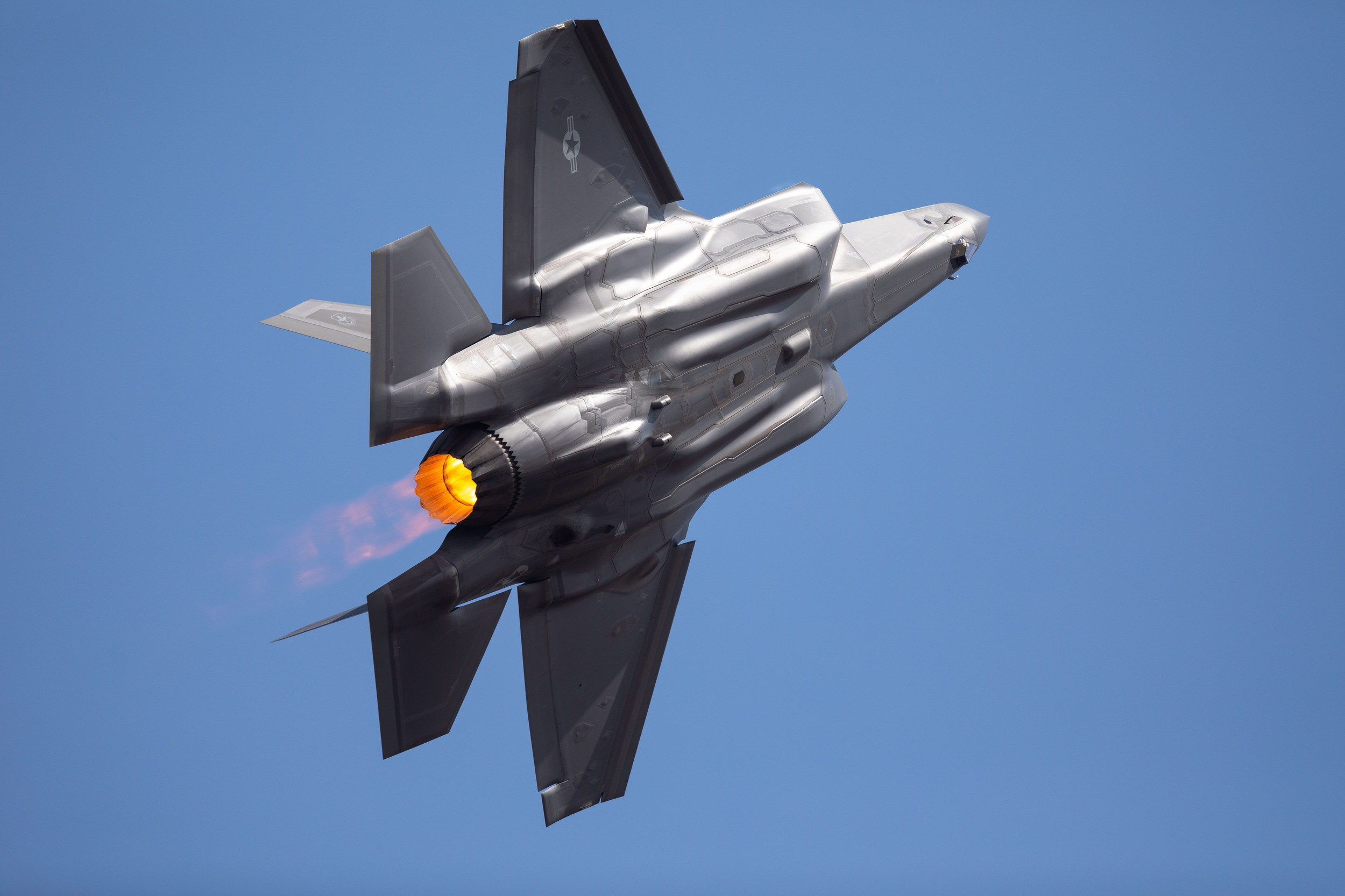 US officials welcome Norway's new F-35 capabilities in an increasingly competitive Northern Europe