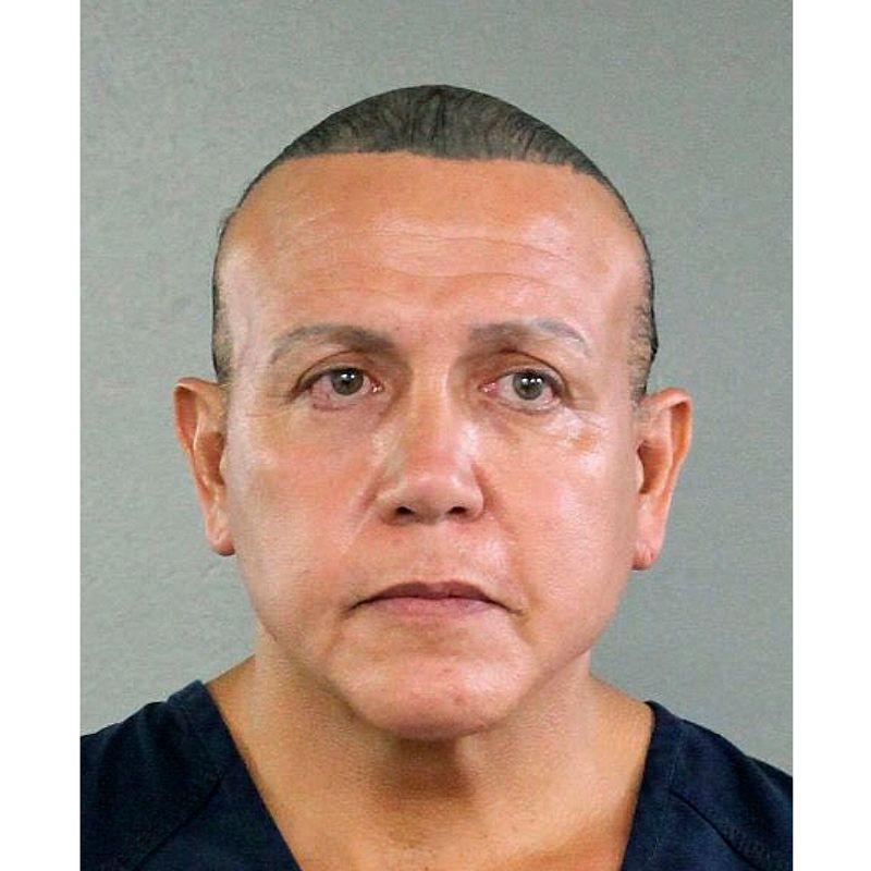 Man Who Sent Pipe Bombs To Clinton, CNN Faces Sentencing