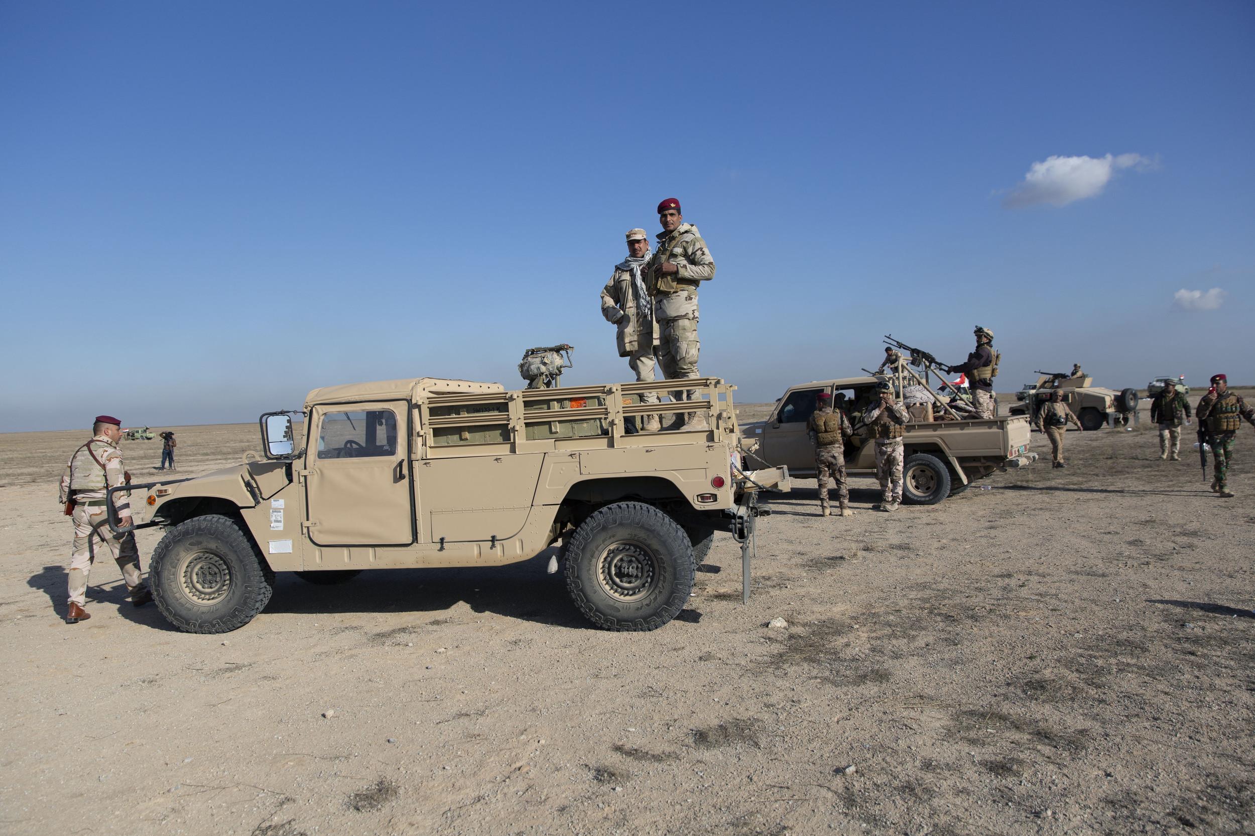 Iran-backed Iraqi militia vows revenge to US airstrikes