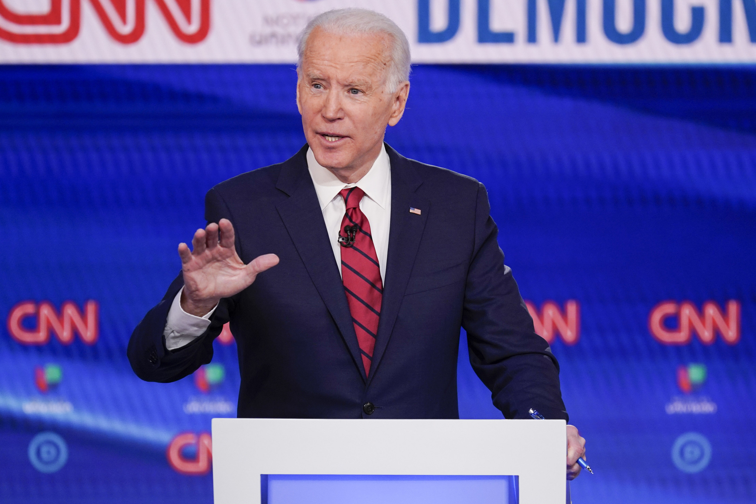 Biden Notches 3 More Victories; Sanders Reassessing Campaign