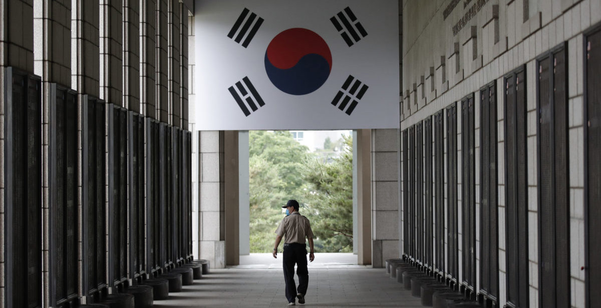 2 Koreas mark war anniversary after pause in rising tensions