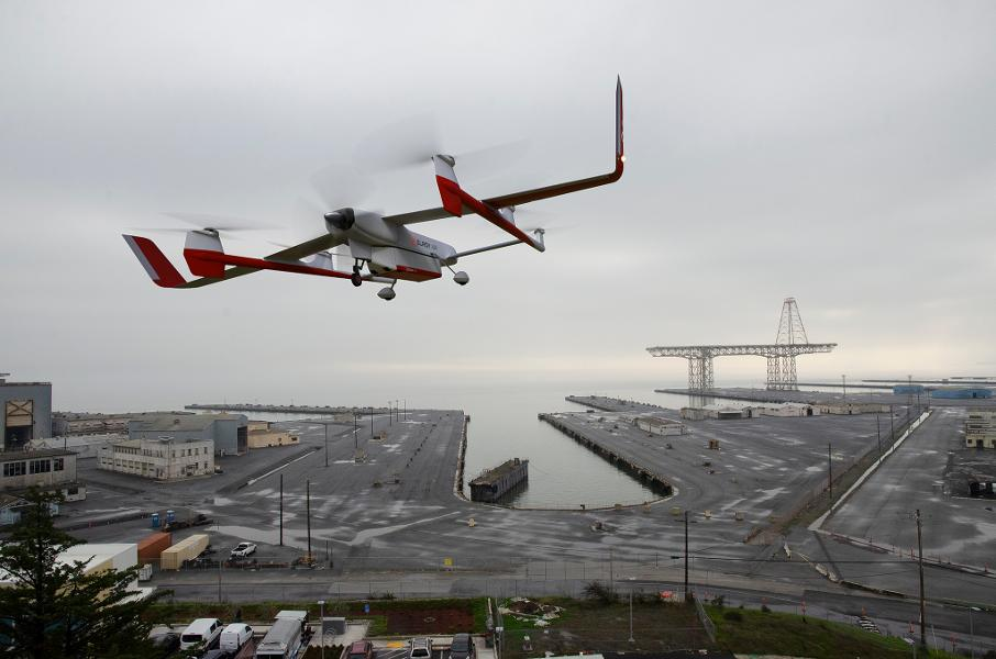 Before Amazon Drops Packages On Your House From The Air, Drones May Start To Transform Air Cargo