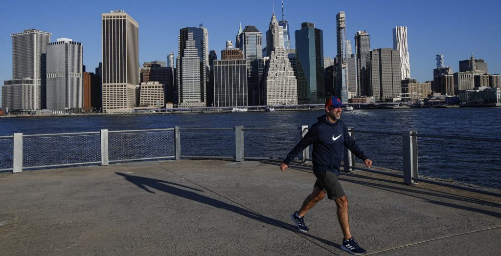 Millions Holed Up At Home As U.S. Routines Shift Profoundly