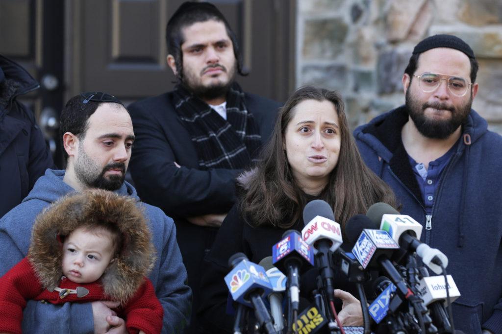 Man, 72, Wounded In Hanukkah Stabbings Dies From Injuries