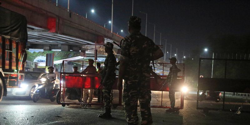Pre-Dawn Food Run Then Rush Home: Kashmir Under Curfew