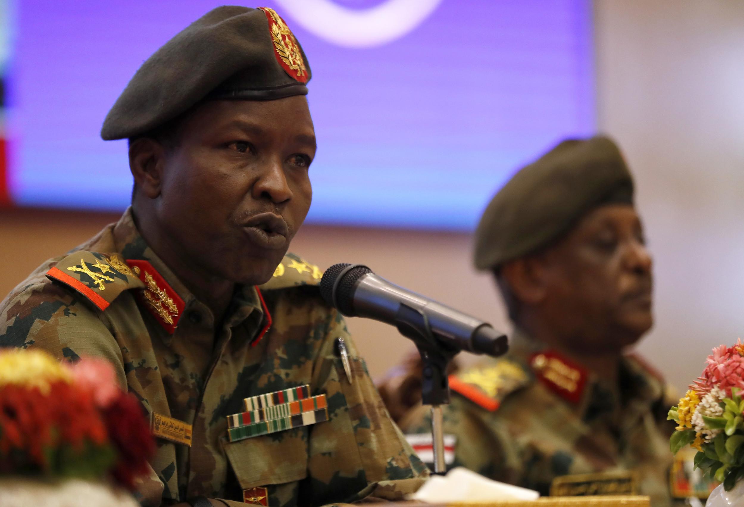 Sudan's military sidesteps proposal for civilian rule