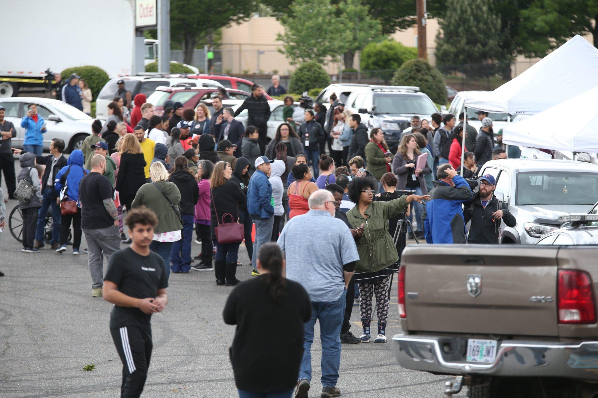 Police ID Teen Tackled After Bringing Gun to Oregon School