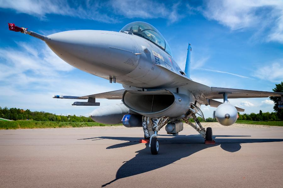 Red Air: Can The Private Sector Provide Worthy Opponents To Train Military Pilots For Combat?