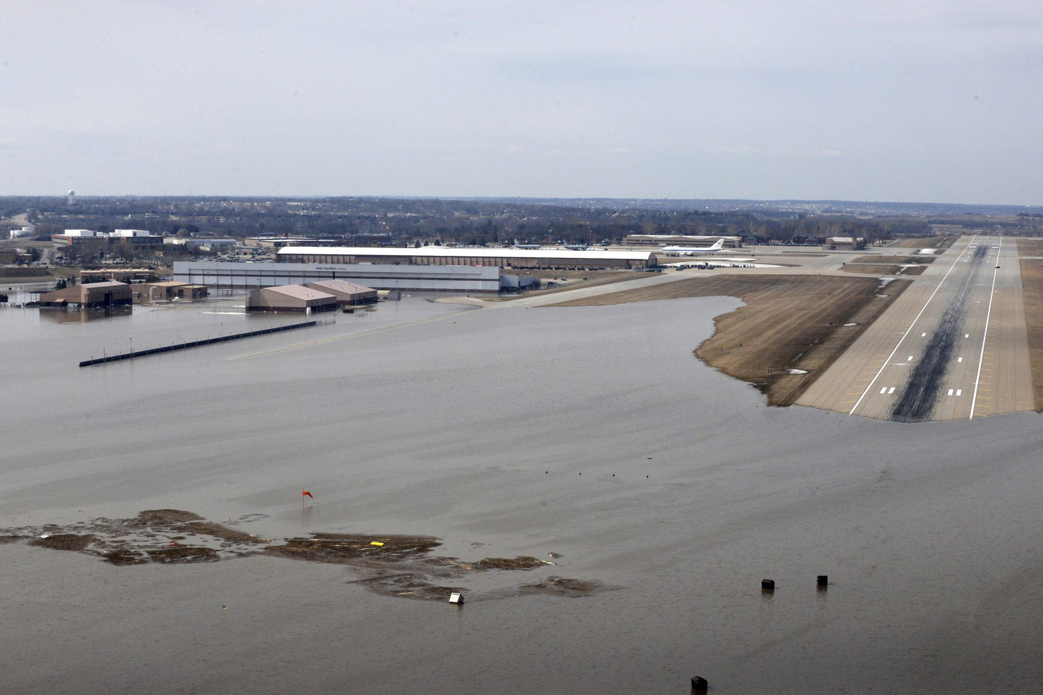 Flooding Prompts Criticism Of Way Missouri River Dams Run