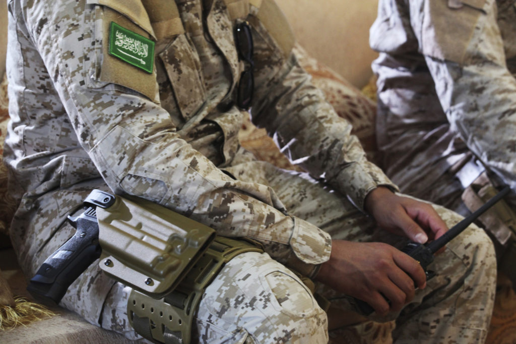Human rights group accuses Saudi forces in Yemen of abuses
