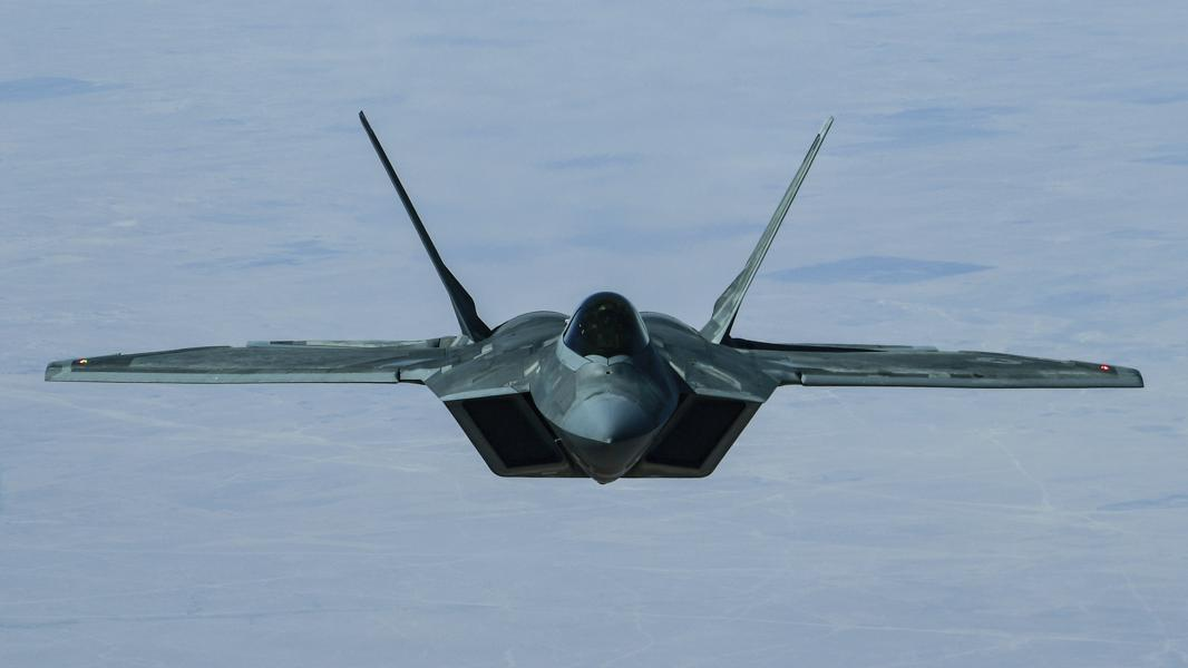 China Claims The F-22 Is As Flawed As The Old F-4 Phantom