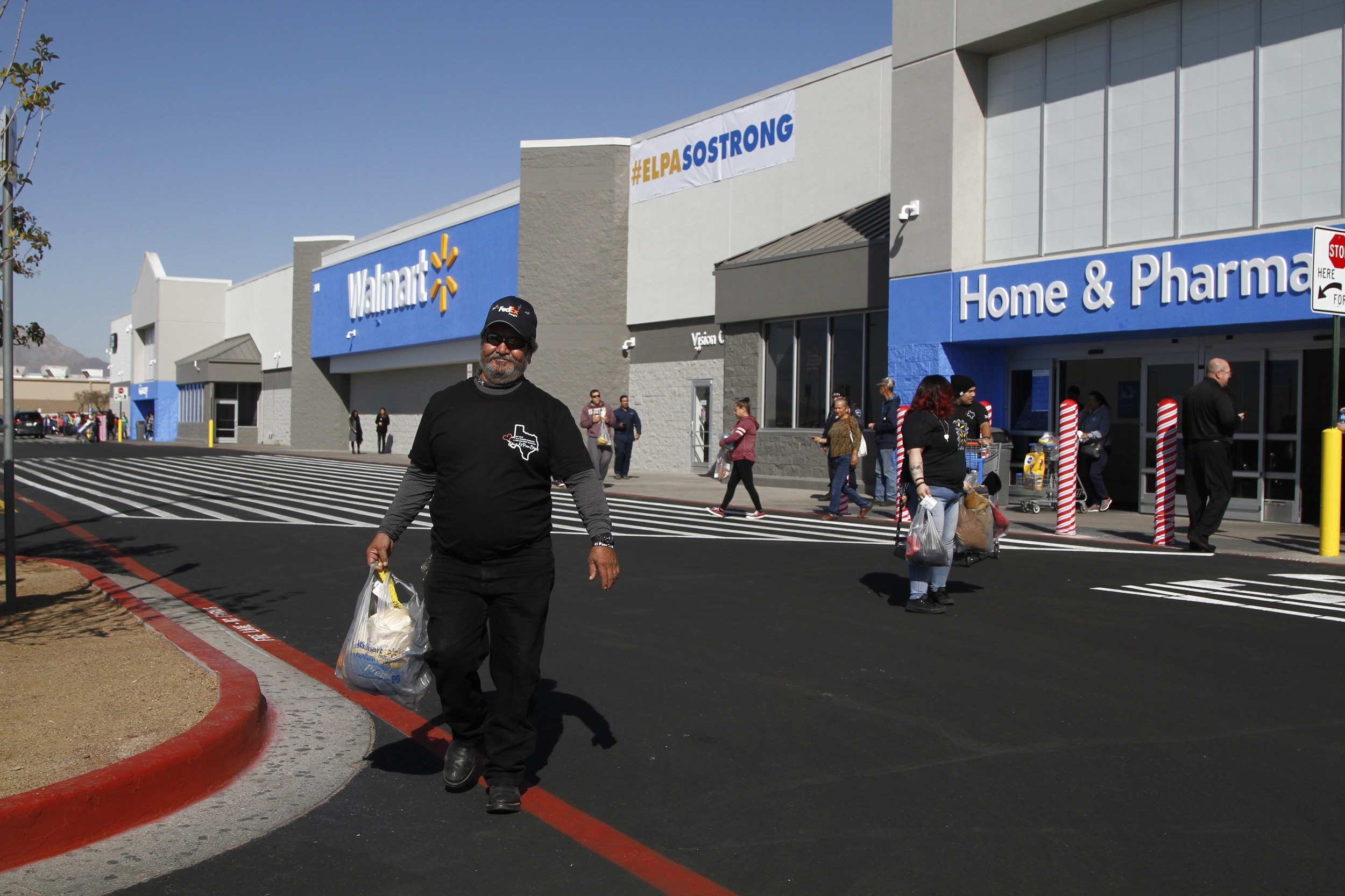 Walmart Where Man Killed 22 Reopens Amid Increased Security