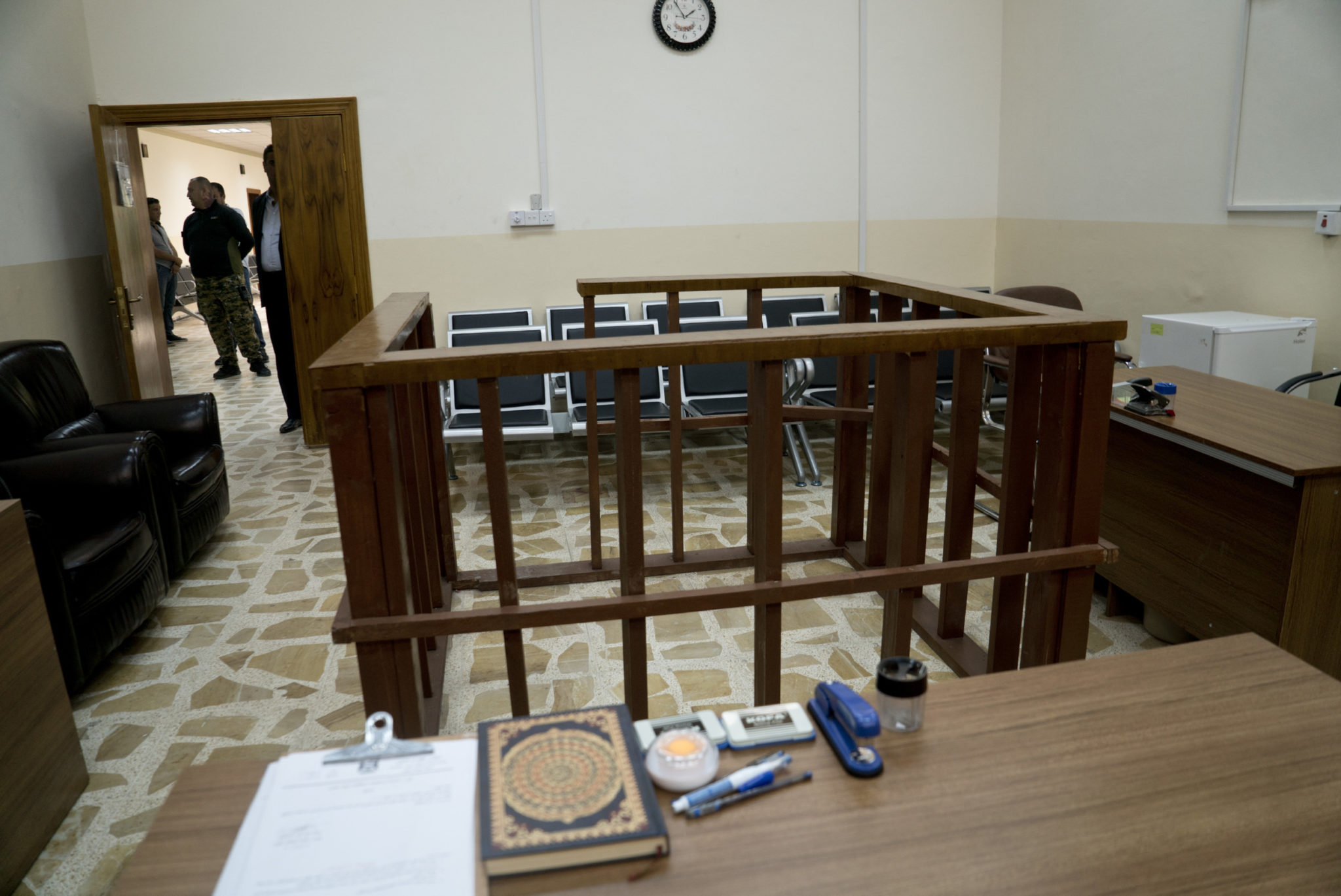 Baghdad Court Sentences Fourth French IS Member to Death