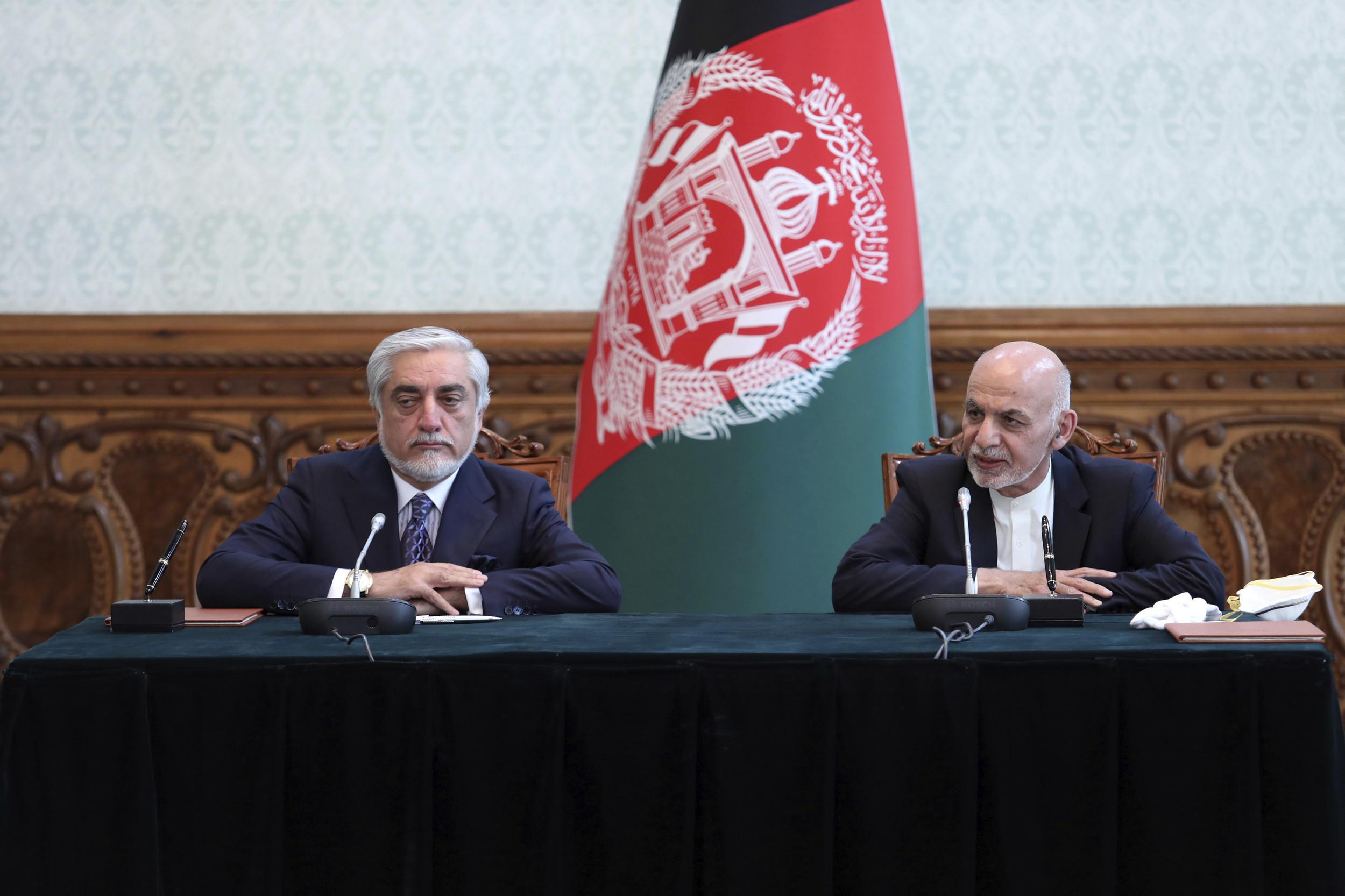 Taliban suicide bomber kills 9 troops in eastern Afghanistan