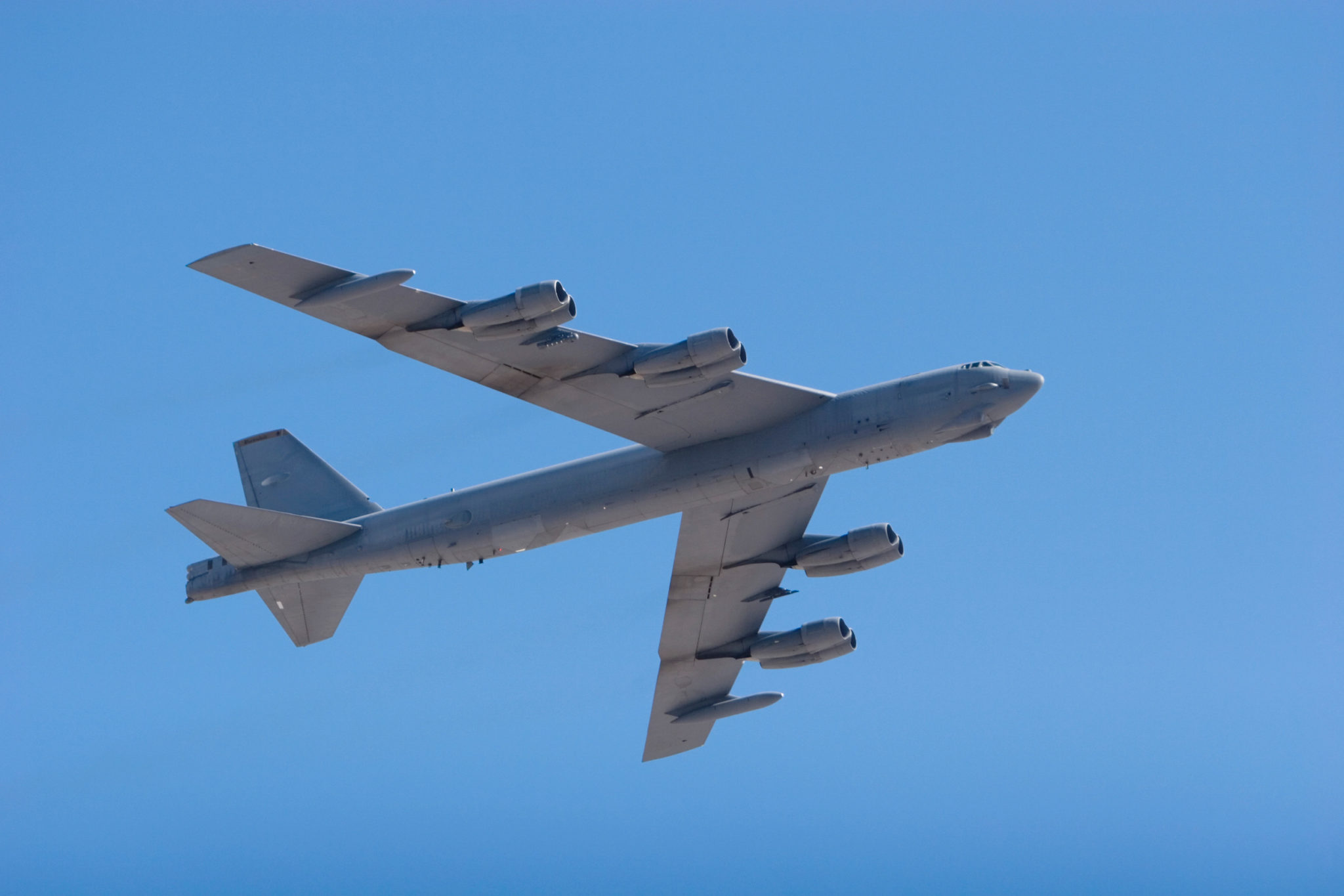 U.S. sends bombers over disputed South China Sea for second time in 10 days