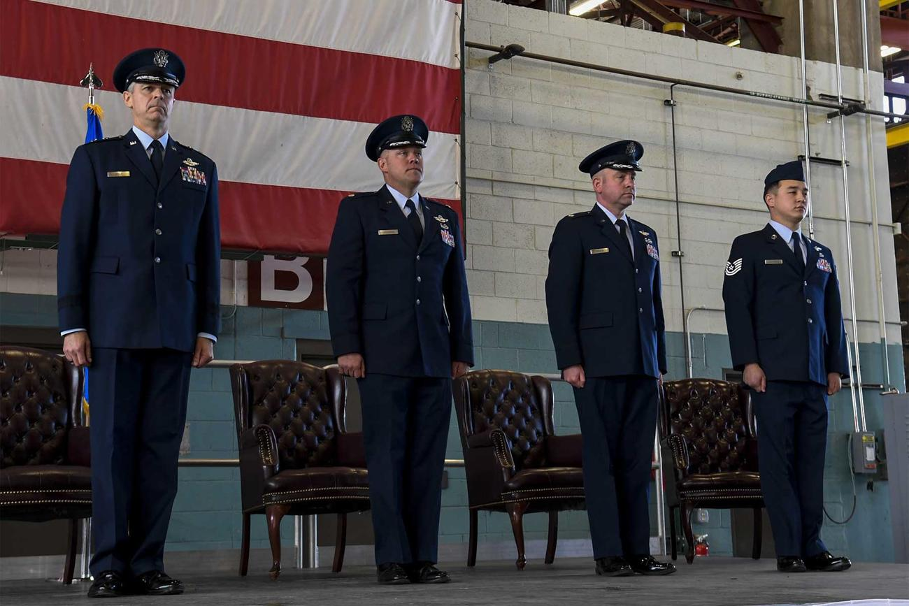 Airmen Who Evacuated Troops During Iranian Missile Attack Receive Medals