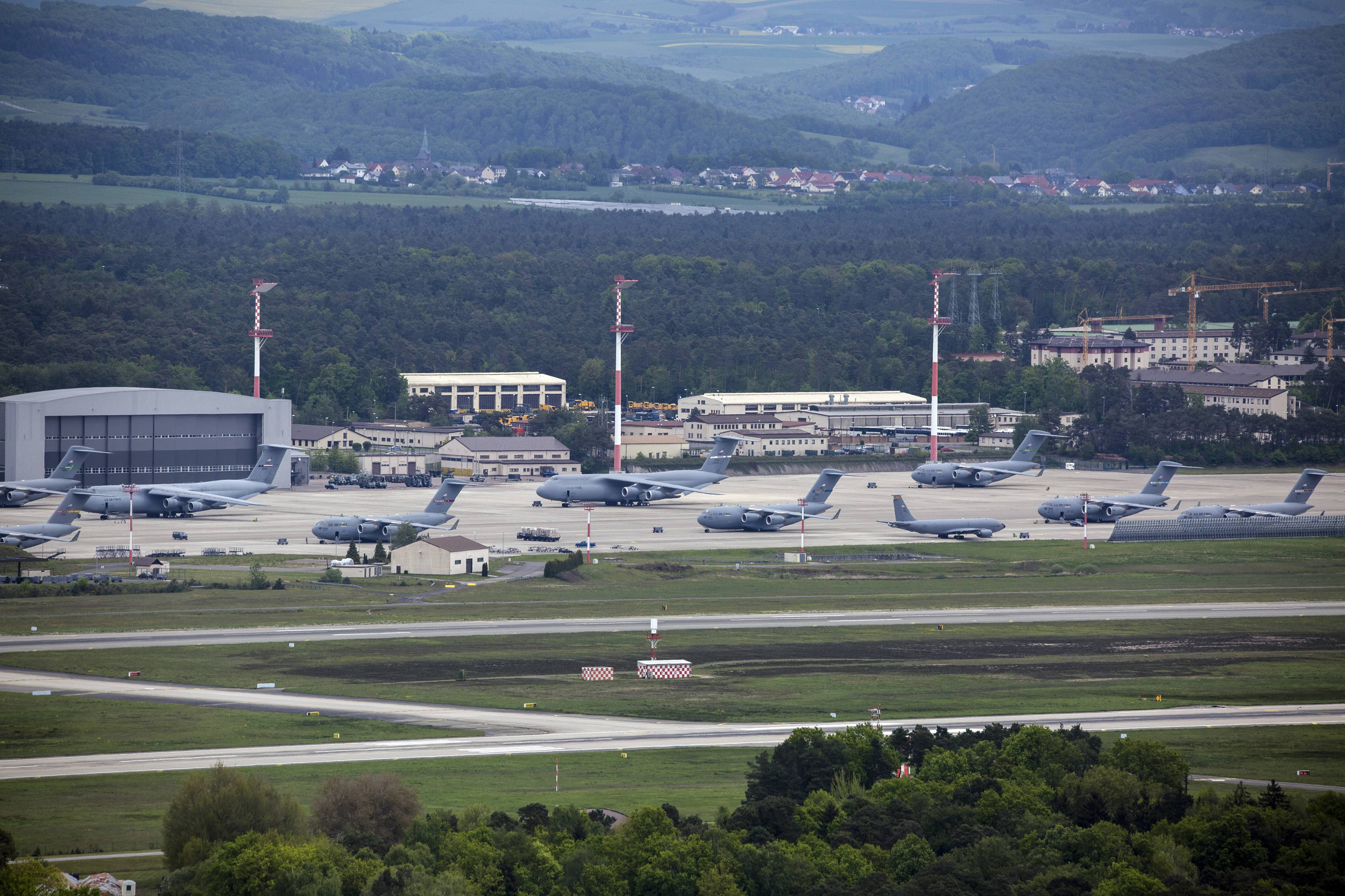 Ramstein Air Base to house new NATO space center