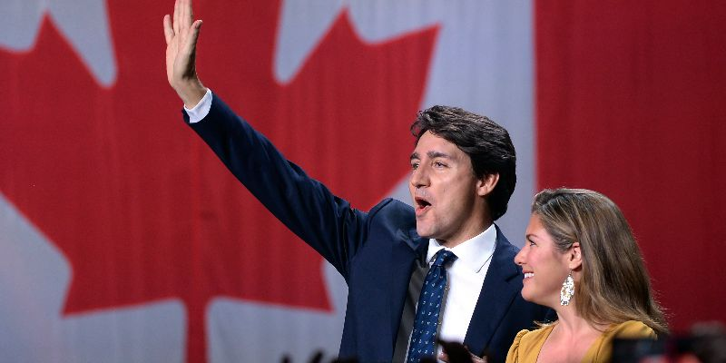 Canada's Trudeau Wins 2nd Term but Nation More Divided