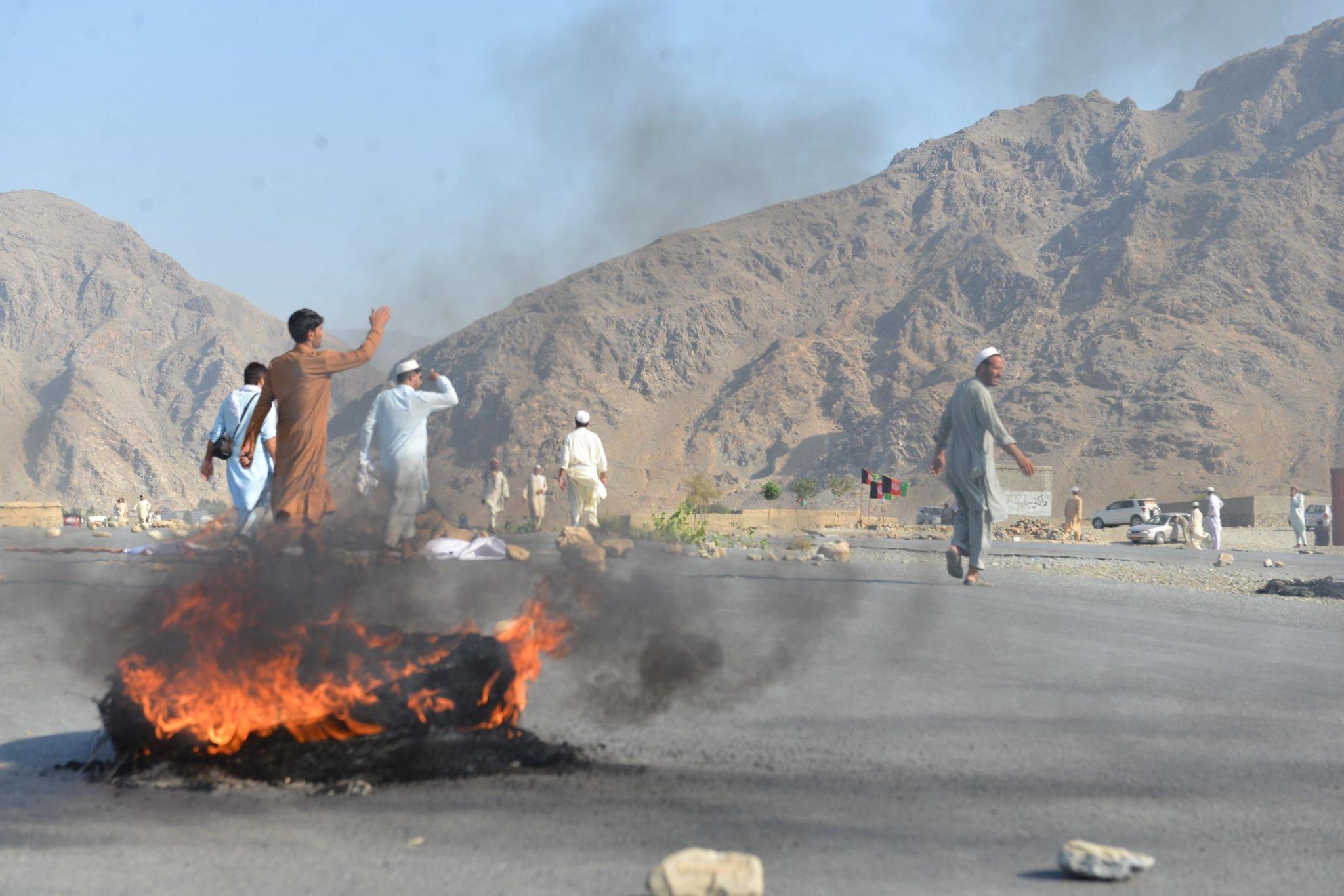 Afghan Official: Suicide Bomber Kills 25 In Nangarhar
