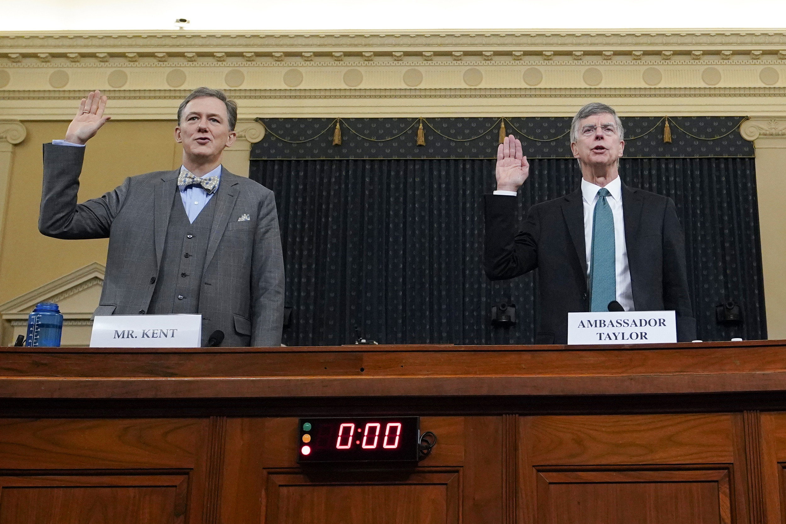 What's Next: Impeachment Hearings Enter Crucial Stretch