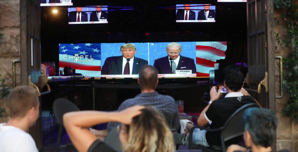 'Incomprehensible Squabble': International Media Slams Trump-Biden Debate As National Humilation For America