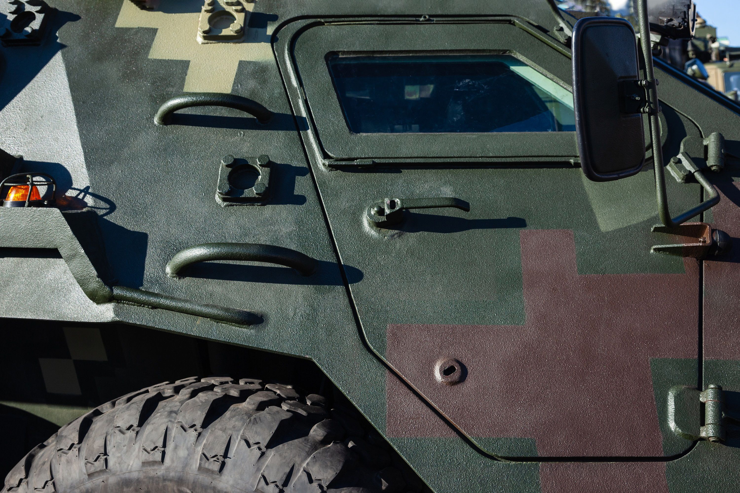 Soldier who took armored vehicle for joyride is found not guilty by reason of insanity