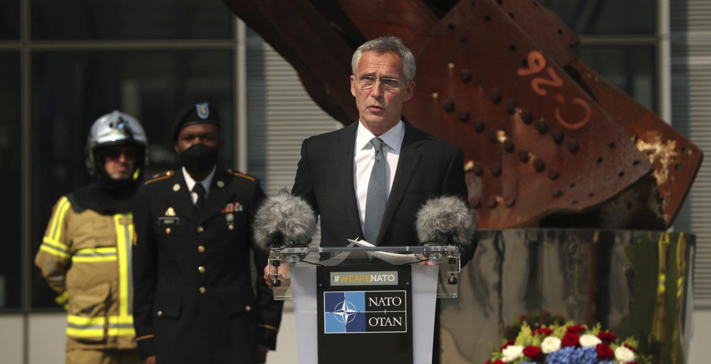NATO chief warns of high price if troops leave Afghanistan